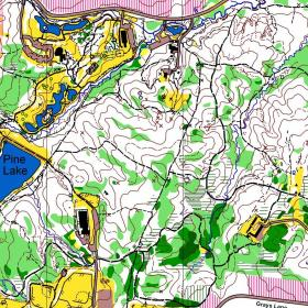 Our Venues and Maps | Quantico Orienteering Club on